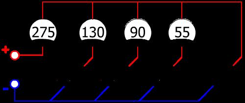 Raccorder 2 générateurs parallèles